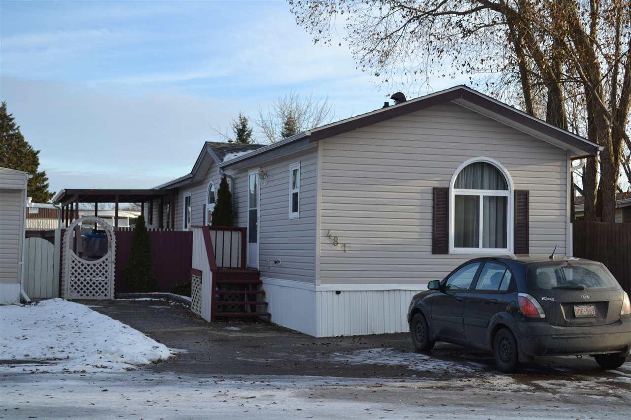MLS® listing #E4135675 for sale located at 481 Evergreen Park