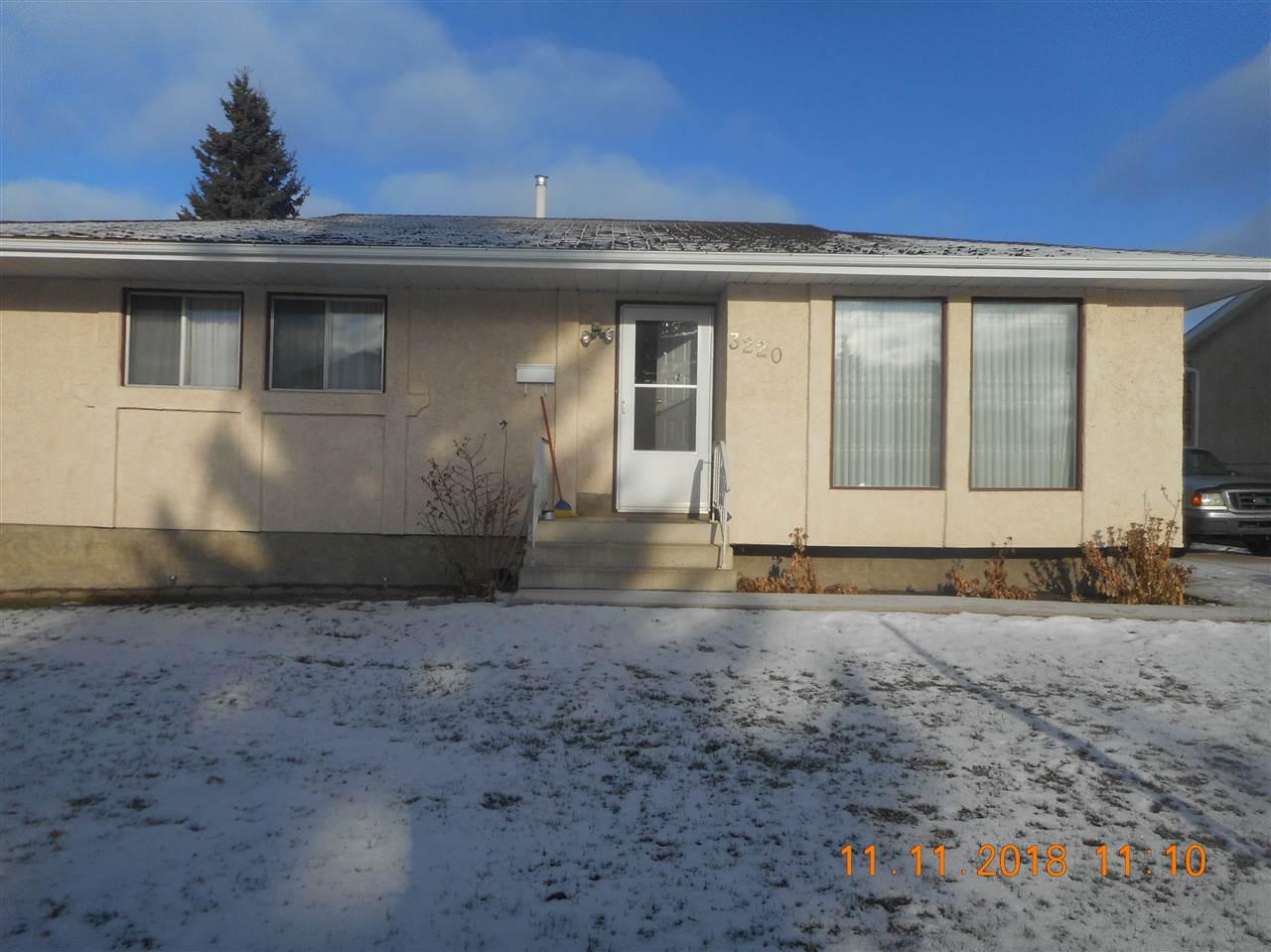 3220 138 Avenue, 4 bed, 2 bath, at $300,000
