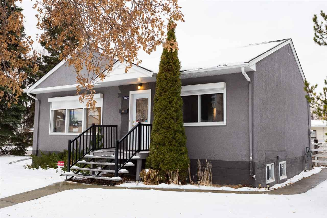 11504 136 Street, 4 bed, 2 bath, at $338,000