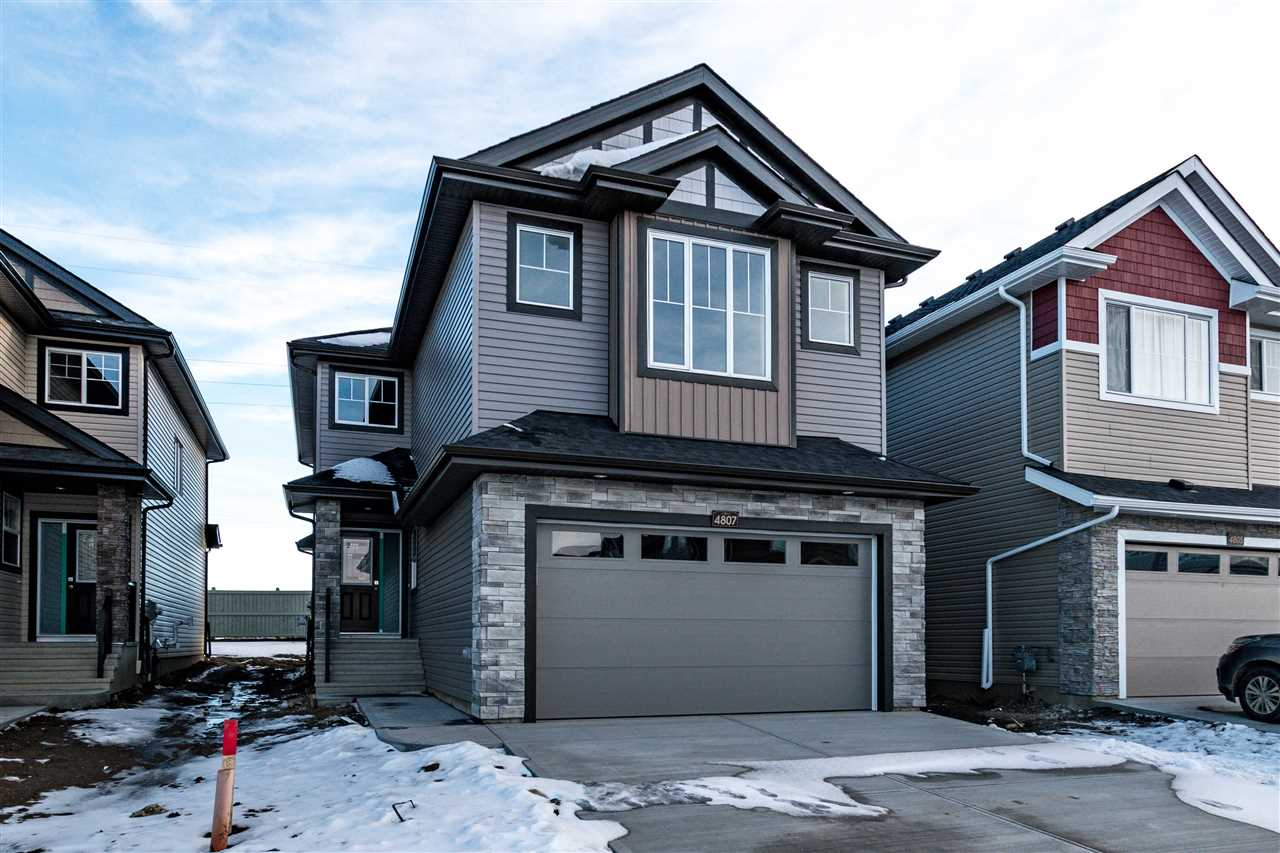 MLS® listing #E4135925 for sale located at 4807 35 Street