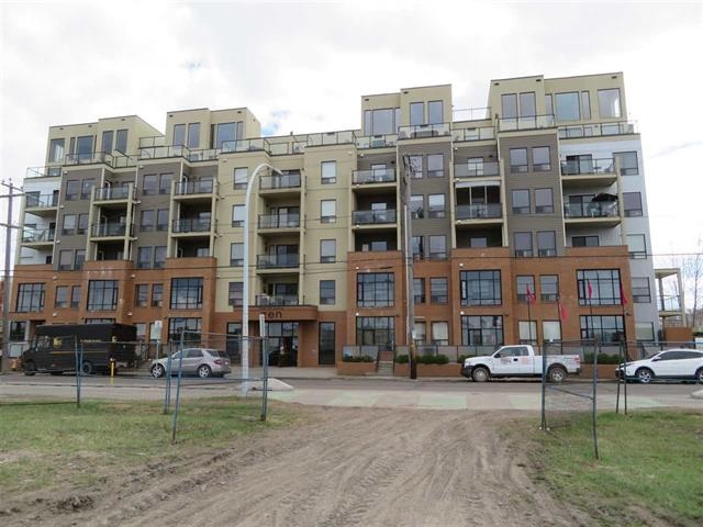 202 11425 105 Avenue N, 1 bed, 2 bath, at $245,900