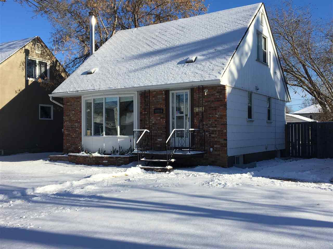 12215 105 Street, 3 bed, 1 bath, at $308,000
