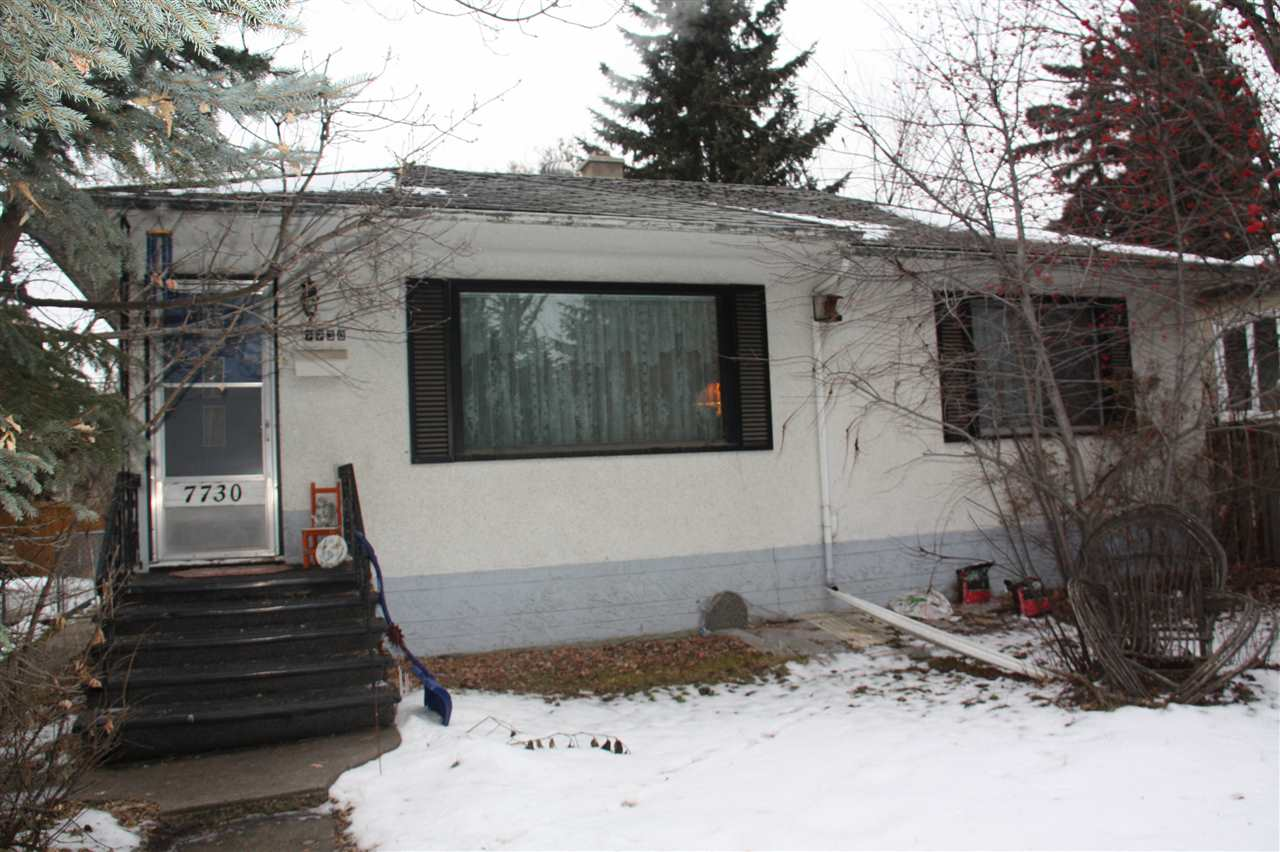 7730 81 Avenue, 3 bed, 1 bath, at $285,000