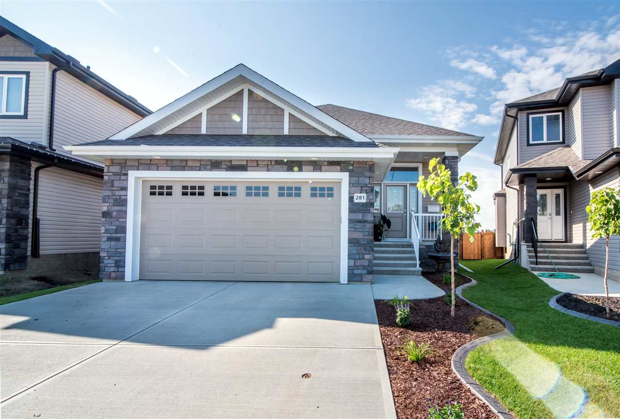 MLS® listing #E4136541 for sale located at 281 WESTBROOK Wynd