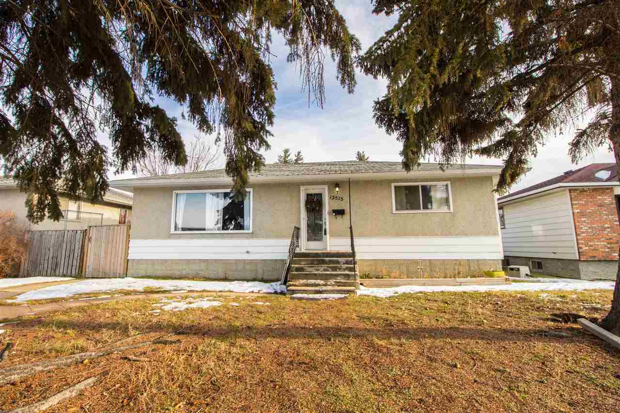 MLS® listing #E4136549 for sale located at 13515 110 Street