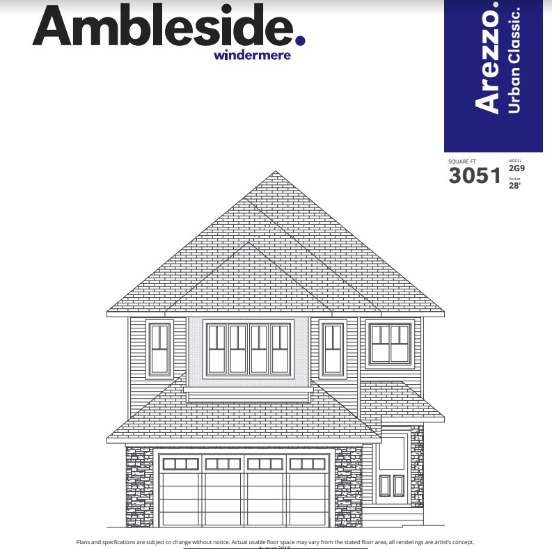 1403 AINSLIE Wynd, 4 bed, 3 bath, at $668,800