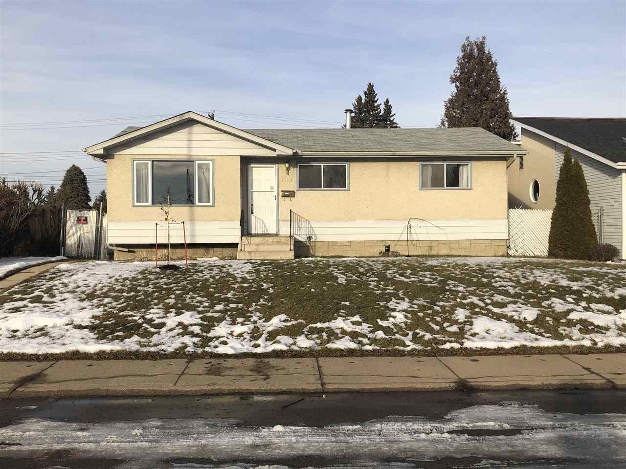 7708 136 Avenue NW, 3 bed, 1 bath, at $249,900