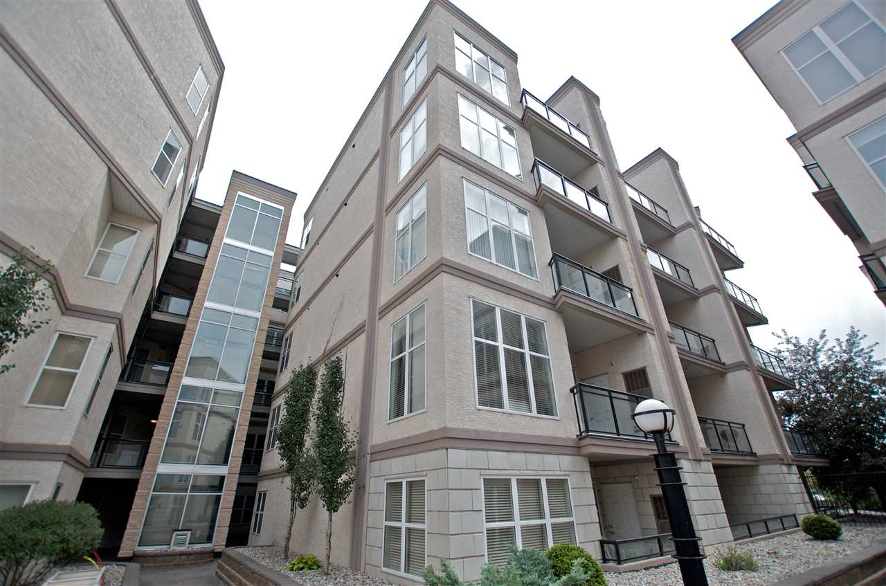 MLS® listing #E4136882 for sale located at 111 4835 104A Street