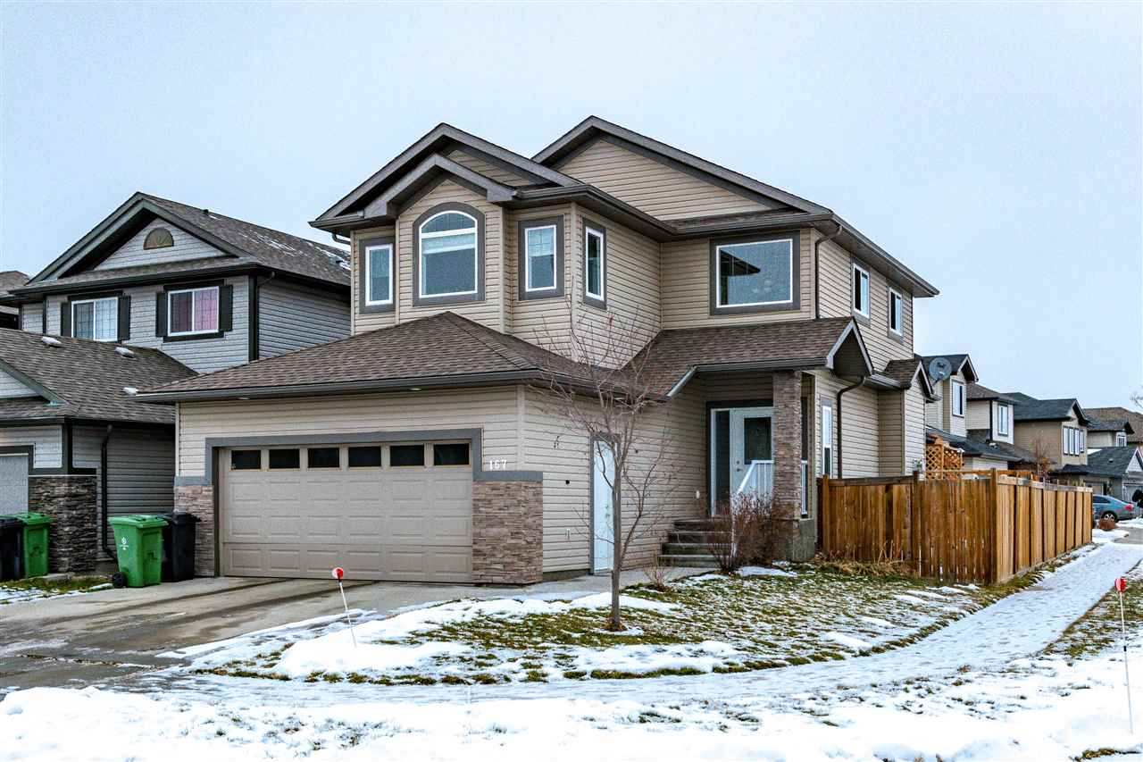 167 BREMNER Crescent, 4 bed, 4 bath, at $433,000