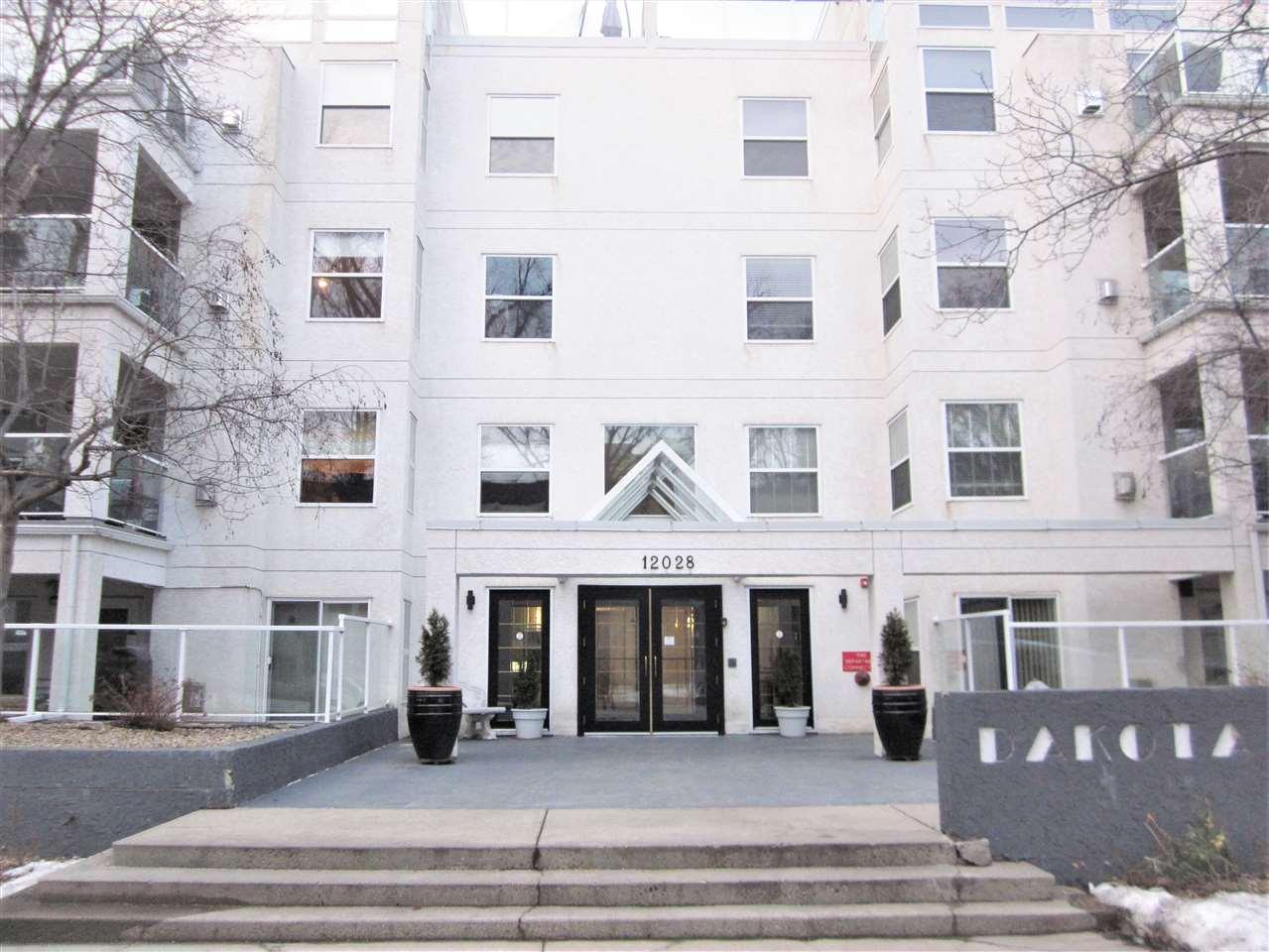 203 12028 103 Avenue, 2 bed, 2 bath, at $279,800