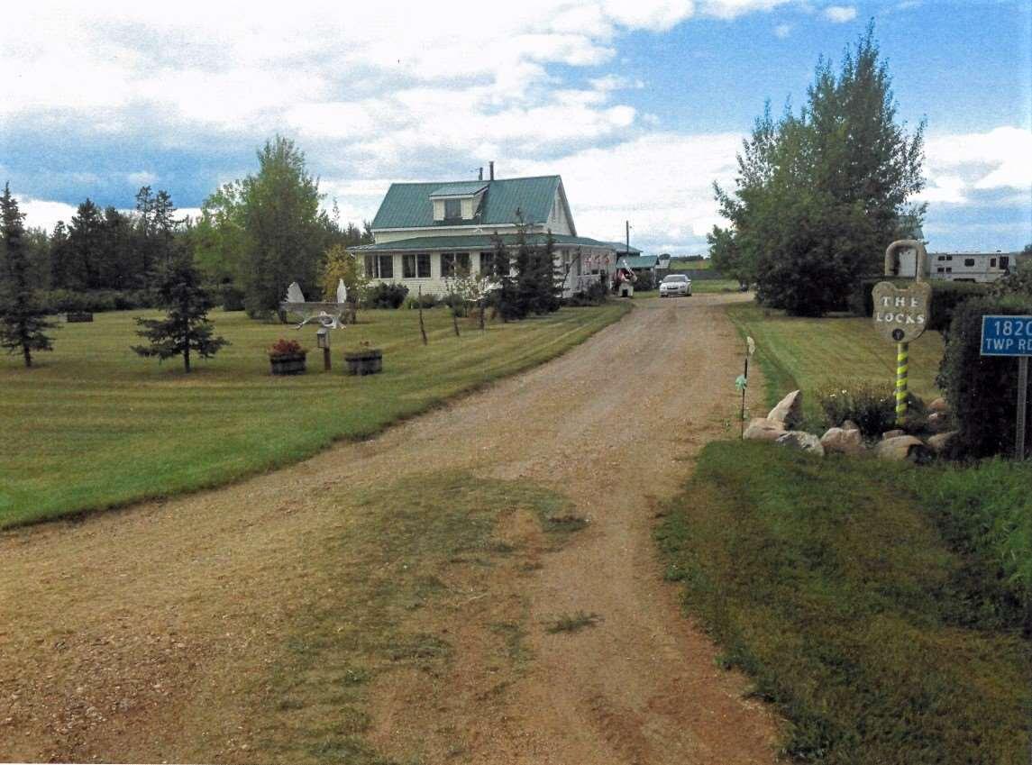 182076 Township Road 530, 2 bed, 1 bath, at $329,000