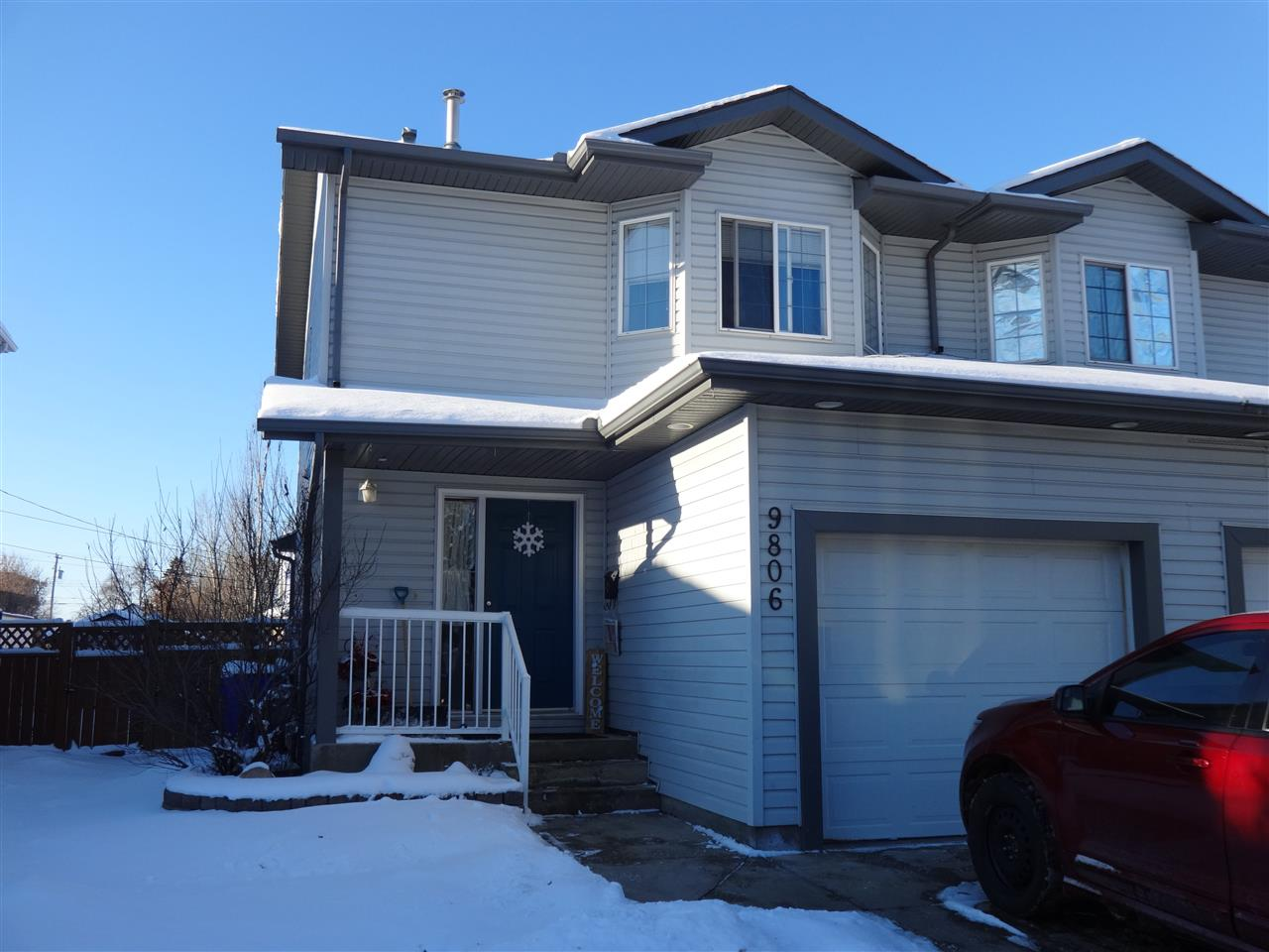 9806 103 Street, 3 bed, 3 bath, at $289,900