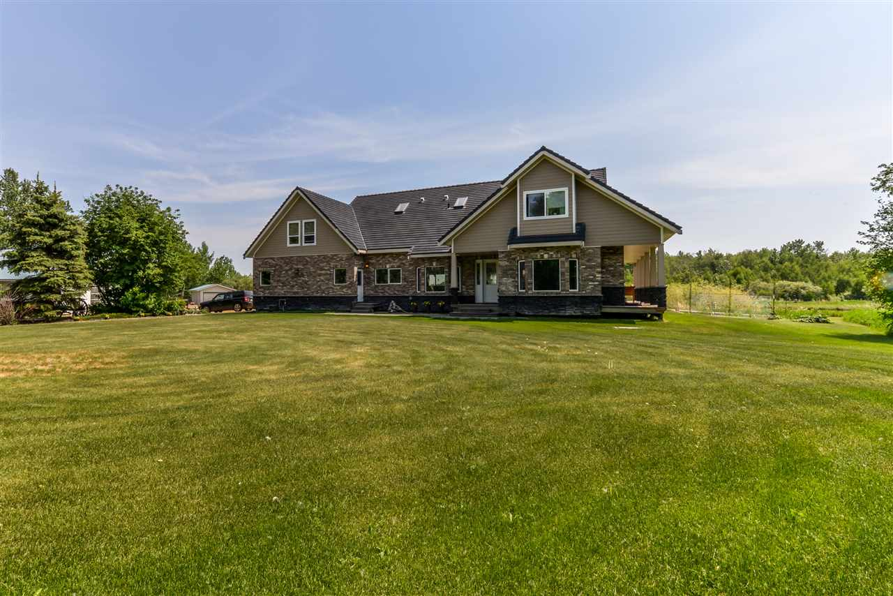 MLS® listing #E4137510 for sale located at 6 51423 HWY 60 Highway