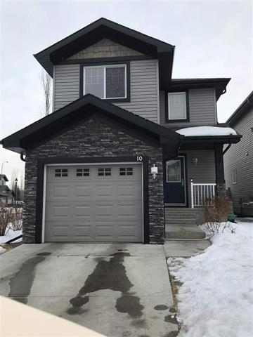 MLS® listing #E4137802 for sale located at 10 1730 LEGER Gate