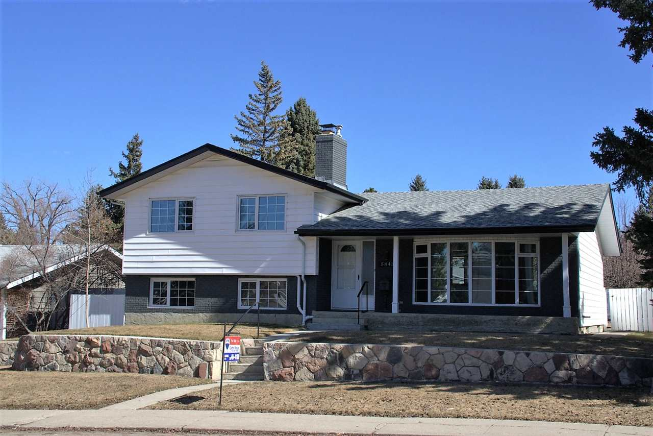 MLS® listing #E4137810 for sale located at 5843 143 Street