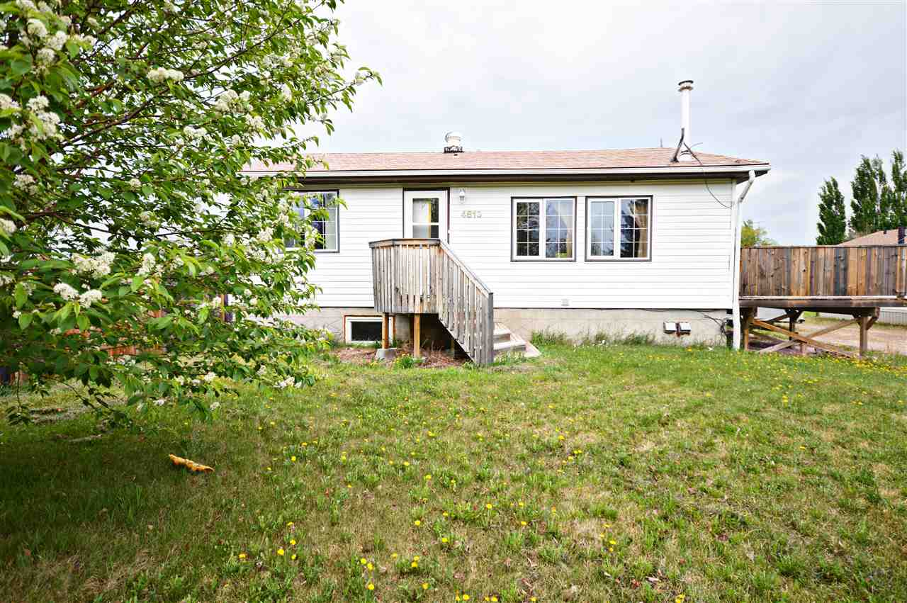 MLS® listing #E4137854 for sale located at 4813 51 Street