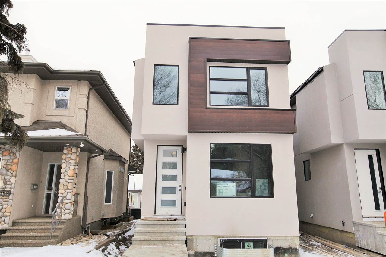 10814 64 Avenue NW, 3 bed, 3 bath, at $699,000