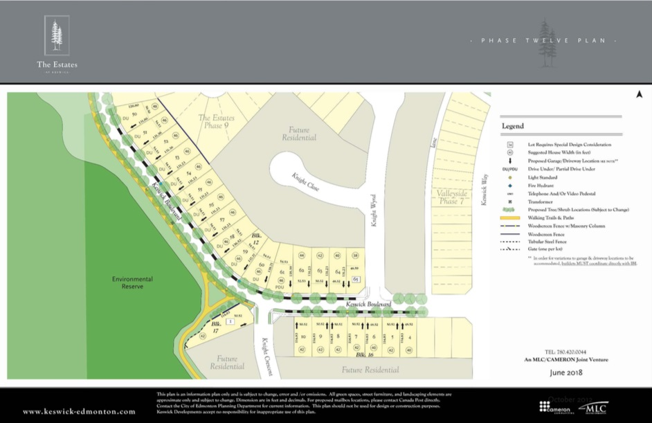 3497 keswick Boulevard SW, at $425,000