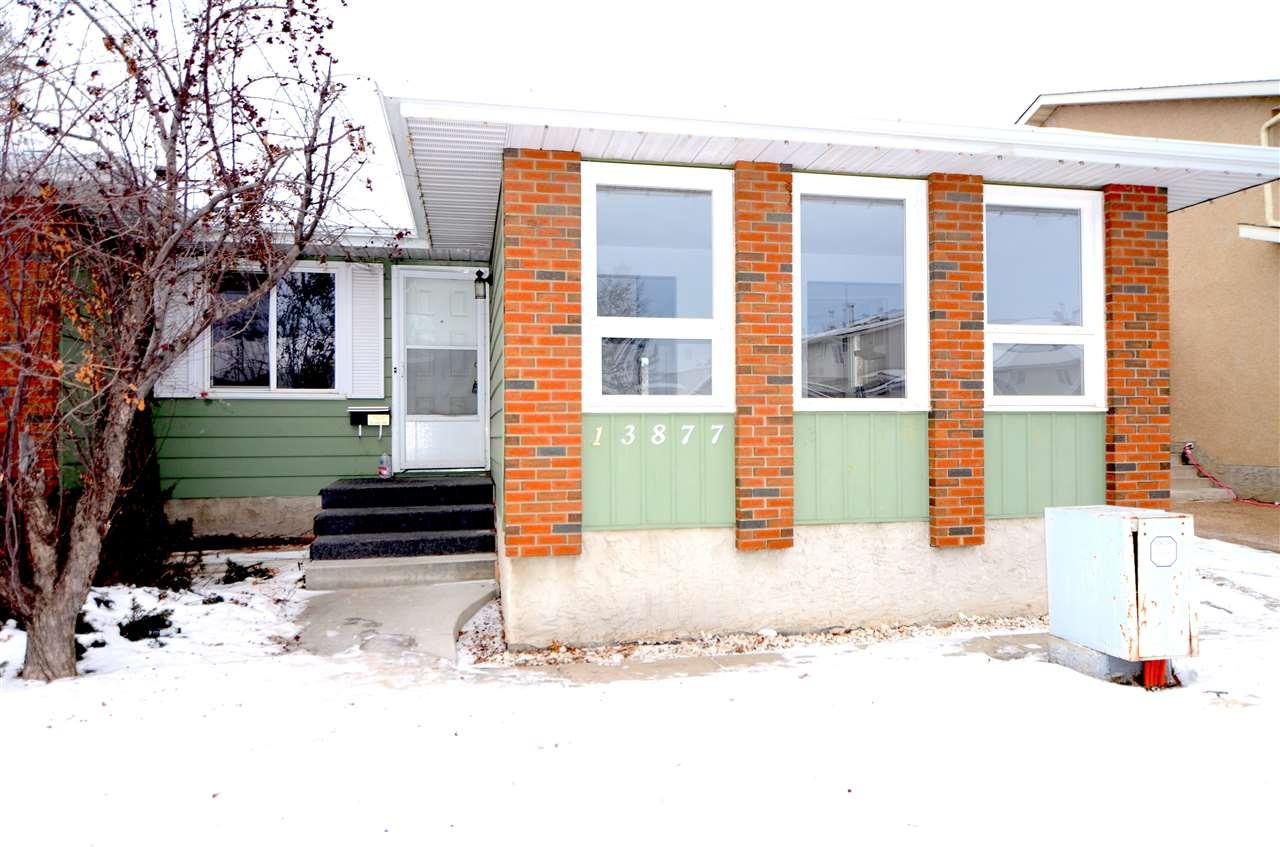 13877 114 Street, 4 bed, 1 bath, at $205,000
