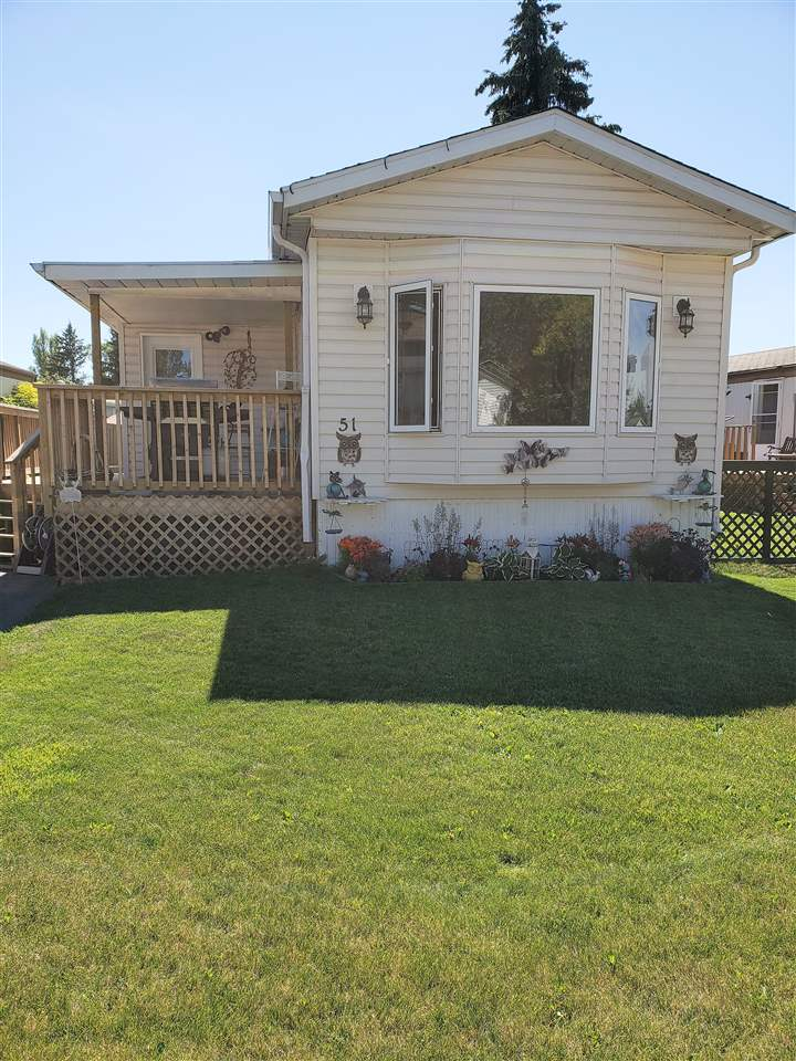 51 Willow Park Estates, 3 bed, 1 bath, at $83,500