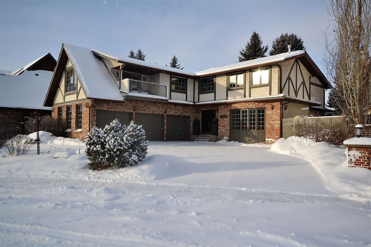 MLS® listing #E4138982 for sale located at 17512 53 Avenue