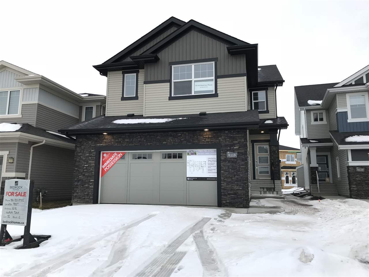 8118 GOURLAY Place, 3 bed, 3 bath, at $479,900