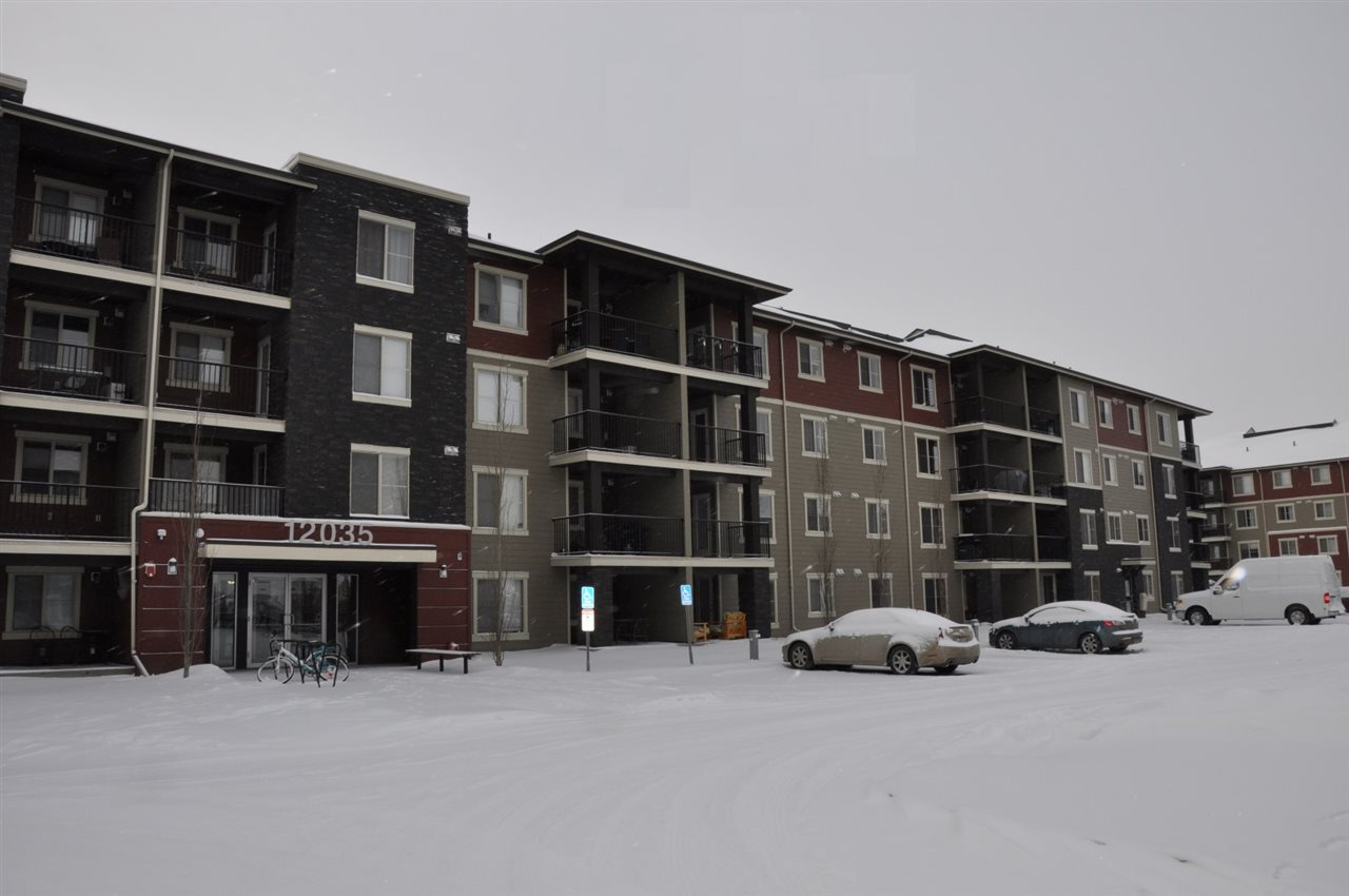 MLS® listing #E4139144 for sale located at 408 12035 22 Avenue