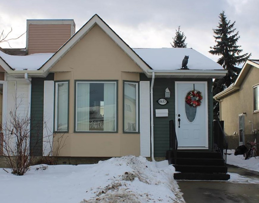 MLS® listing #E4139247 for sale located at 4653 126 Avenue