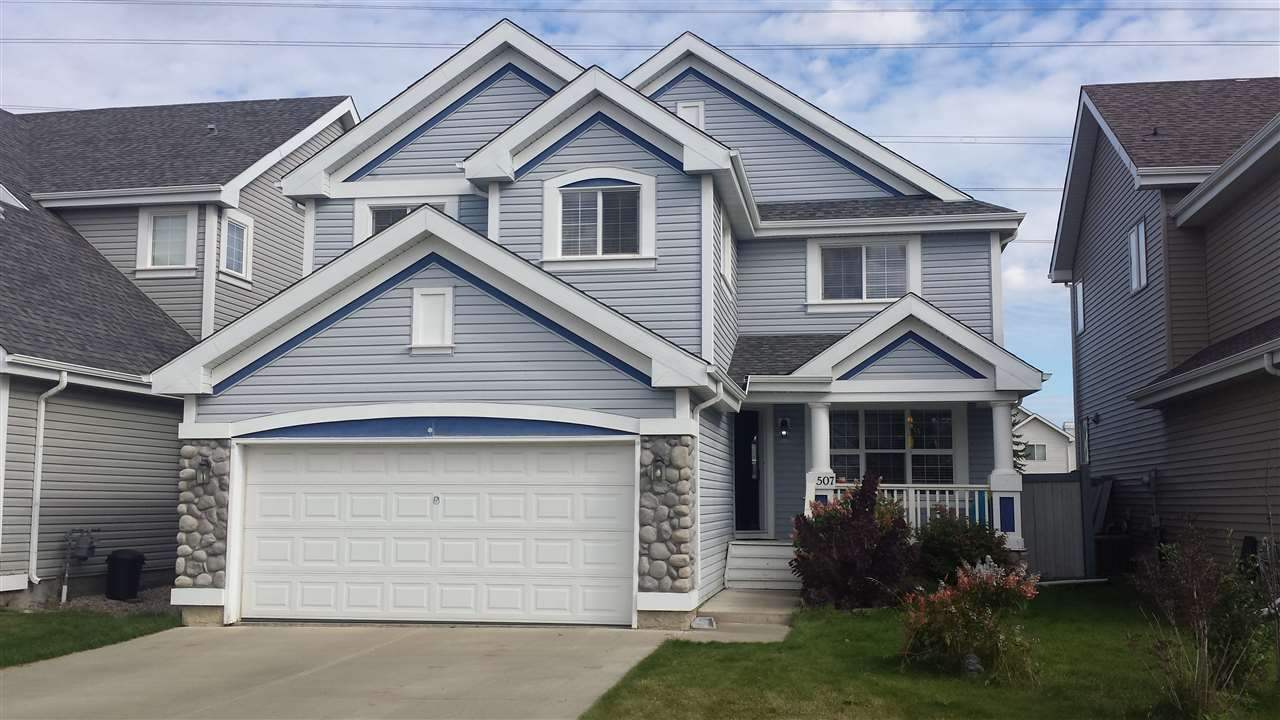 507 Stewart Crescent, 4 bed, 3 bath, at $529,900