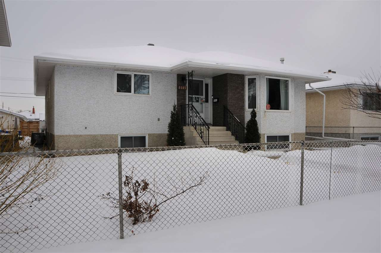 MLS® listing #E4139312 for sale located at 8115 76 Avenue