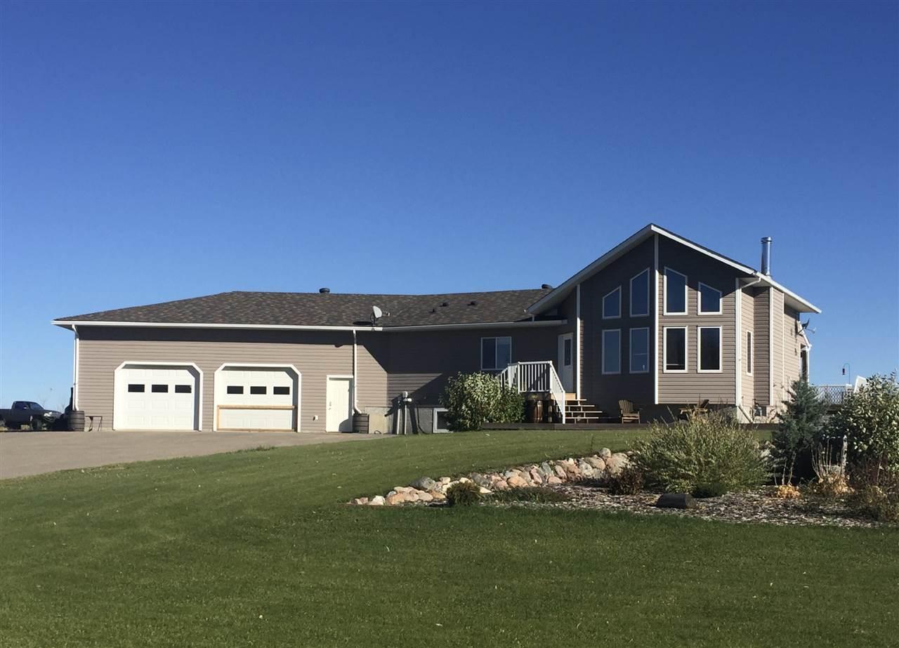 63405 Range Road 424, 4 bed, 4 bath, at $610,000