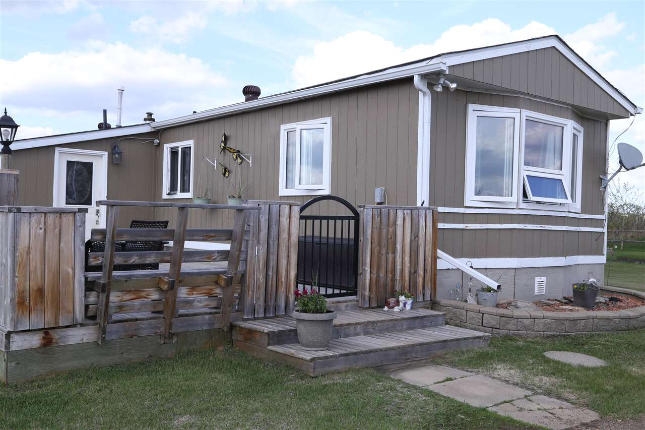 MLS® listing #E4139514 for sale located at 59413 RR 163