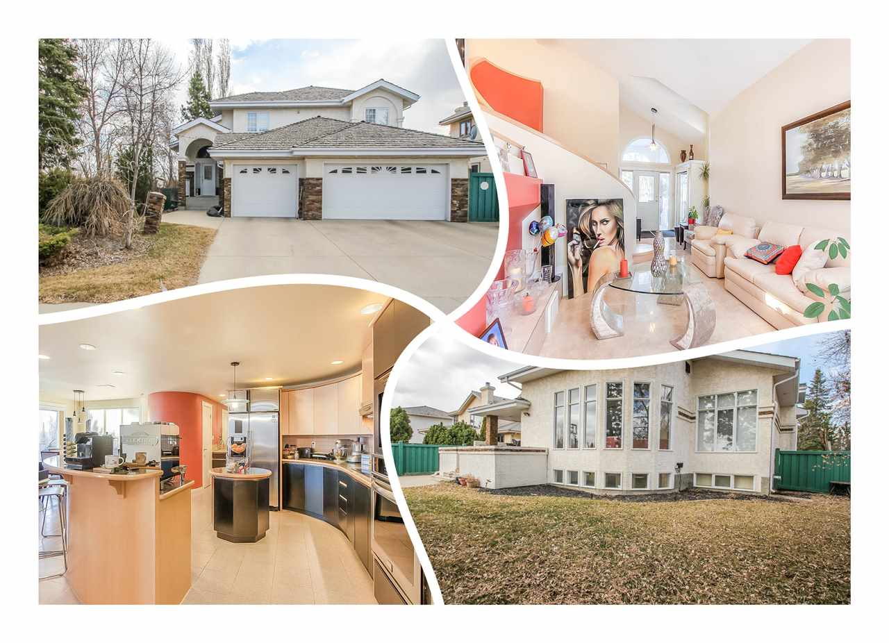 MLS® listing #E4139581 for sale located at 303 WEBER Way
