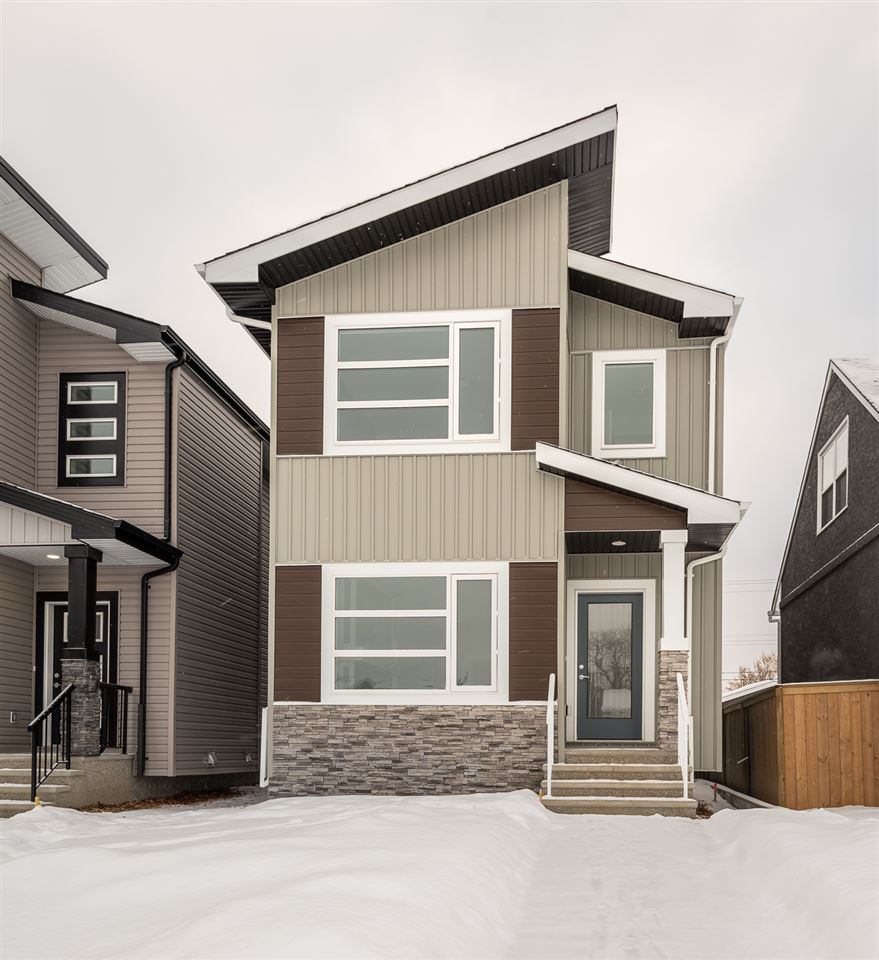MLS® listing #E4139591 for sale located at 10731 154 Street
