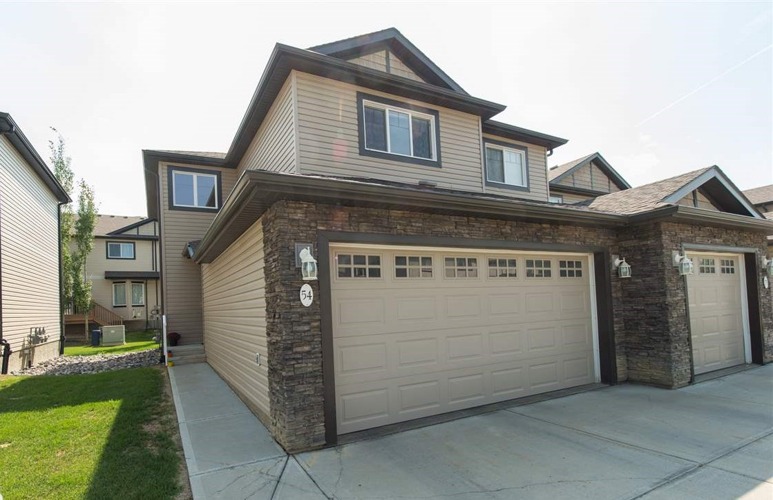 MLS® listing #E4139603 for sale located at #54 2005 70 Street