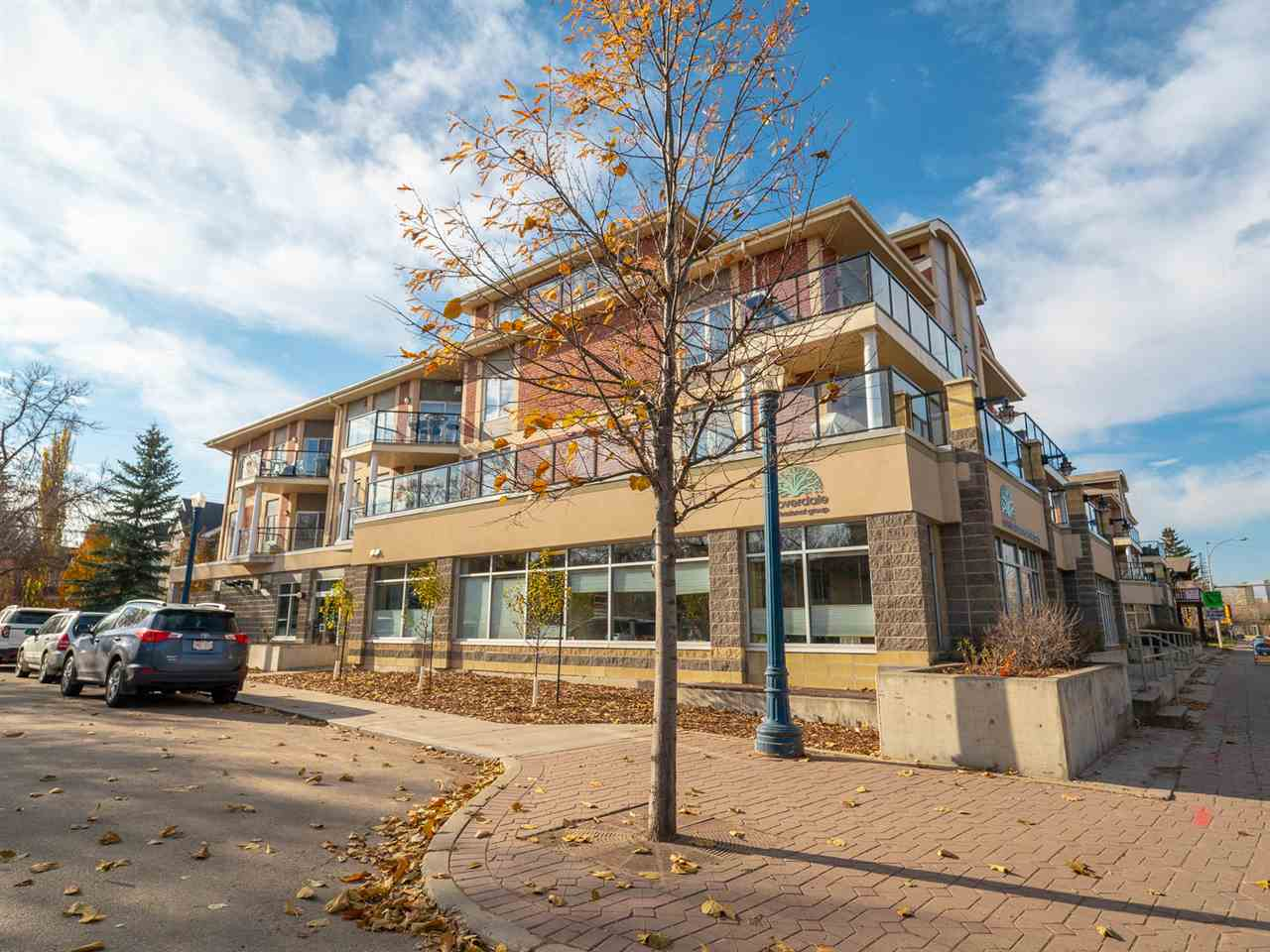 MLS® listing #E4139610 for sale located at 210 9750 94 Street