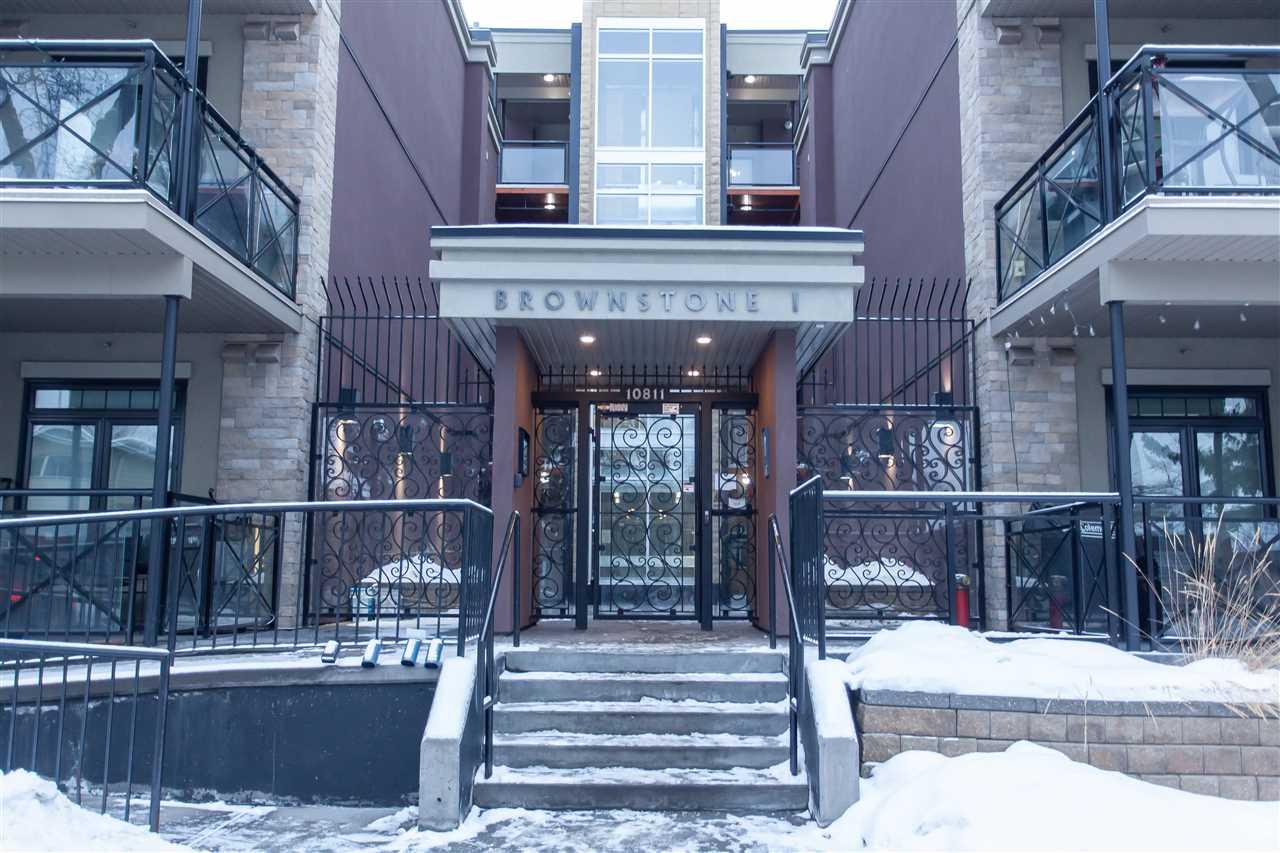 106 10811 72 Avenue, 2 bed, 2 bath, at $294,500