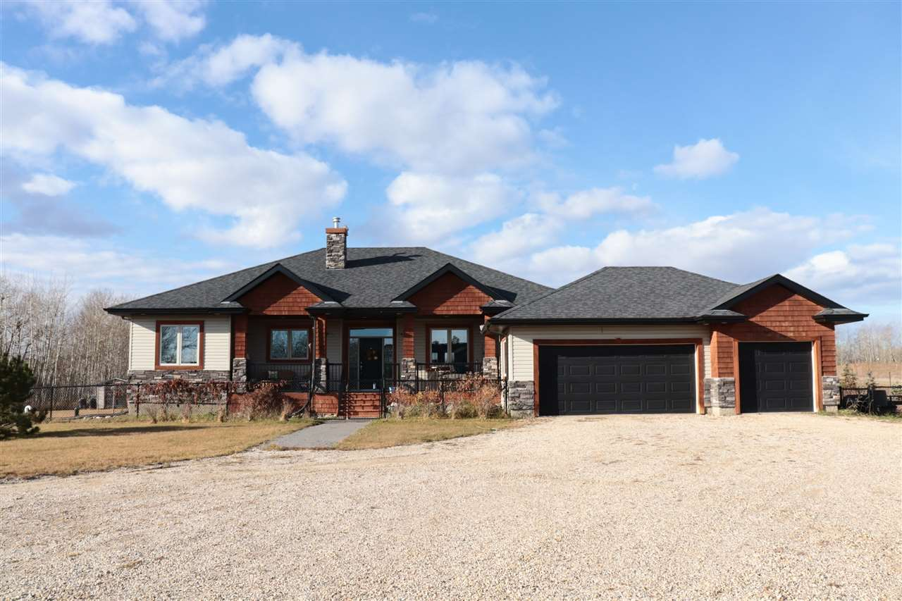 MLS® listing #E4139798 for sale located at #8 1307 TWP RD 533