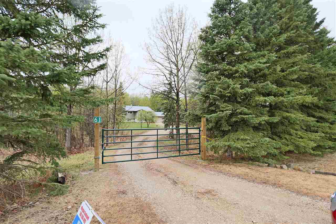 61 53407 RGE RD 30 Road, 3 bed, 2 bath, at $400,000
