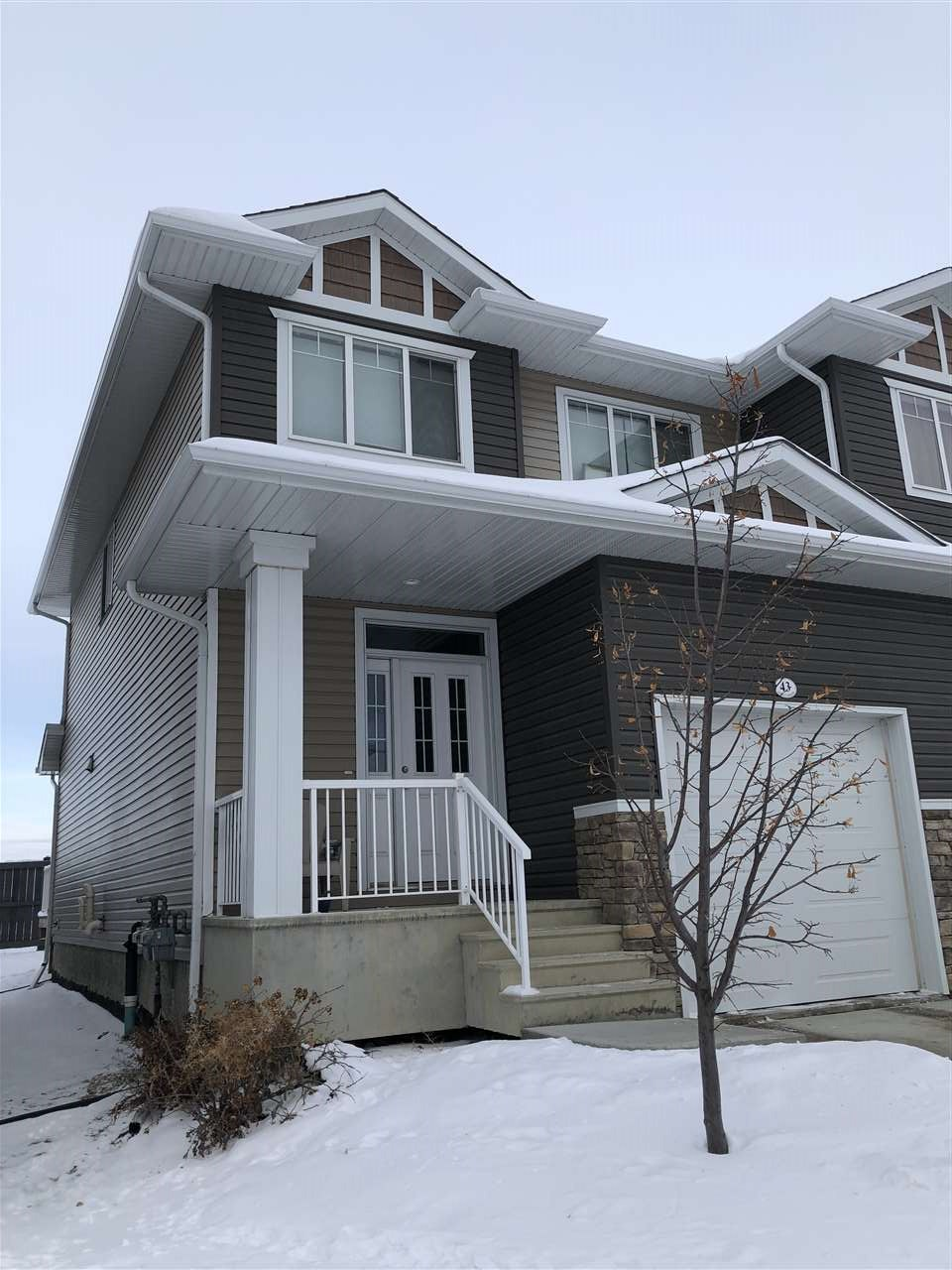 MLS® listing #E4139978 for sale located at 43 18230 104A Street