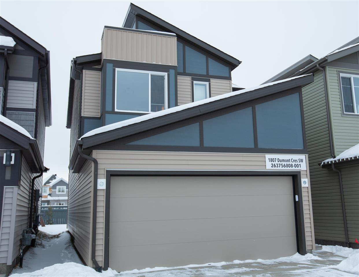 MLS® listing #E4140010 for sale located at 1807 DUMONT Crescent