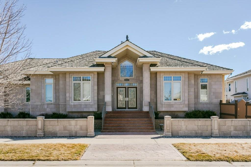 MLS® listing #E4140026 for sale located at 643 BUTTERWORTH Wynd