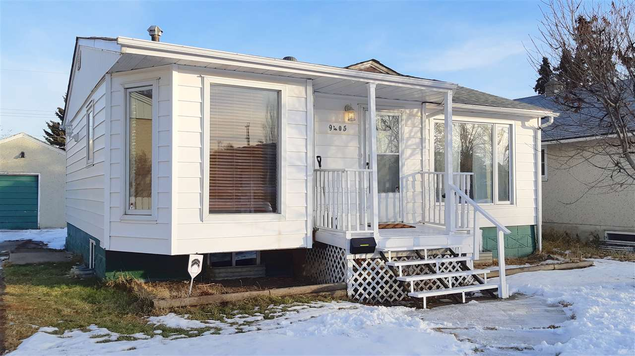 MLS® listing #E4140067 for sale located at 9405 153 Street
