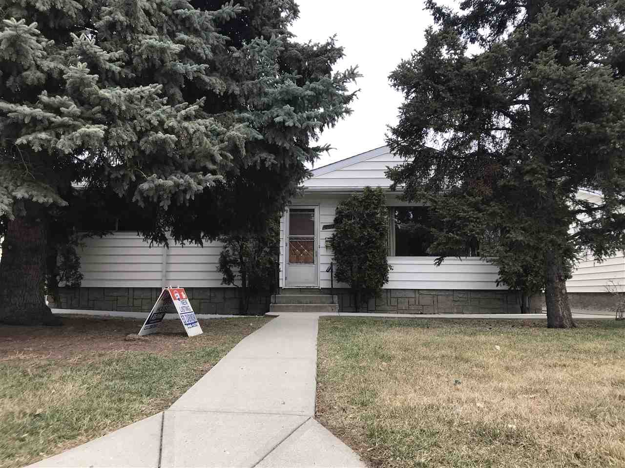 MLS® listing #E4140096 for sale located at 8613 157 Street