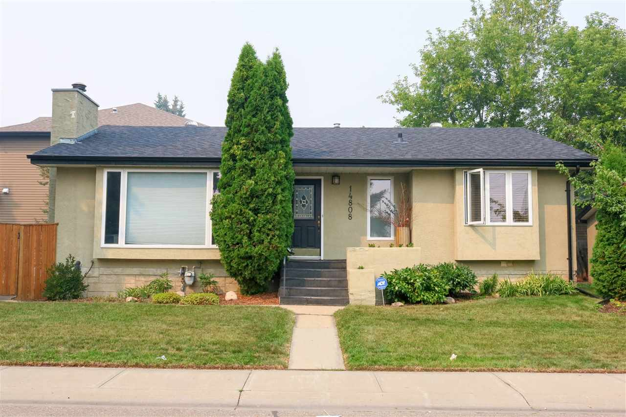 MLS® listing #E4140099 for sale located at 14808 96 Avenue