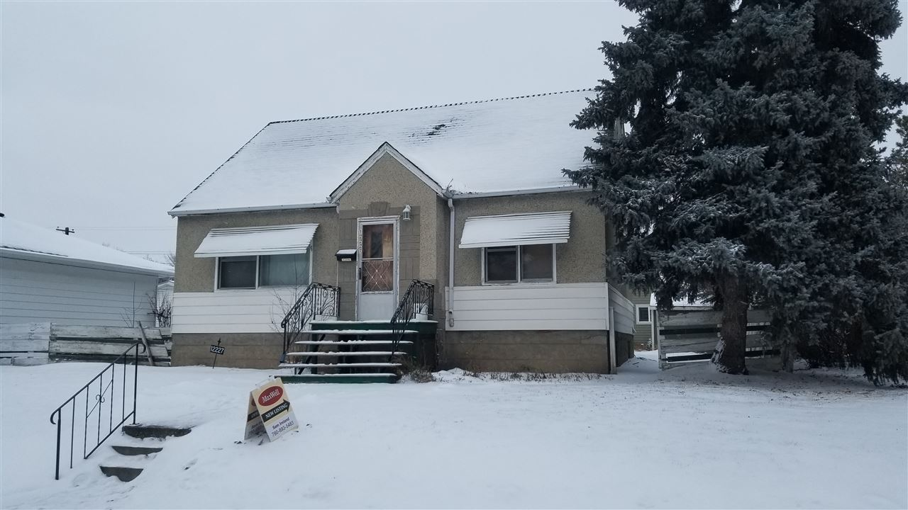 MLS® listing #E4140169 for sale located at 12227 135 Street