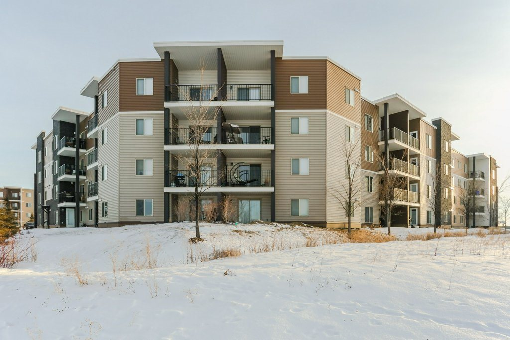 MLS® listing #E4140196 for sale located at 113 11803 22 Avenue