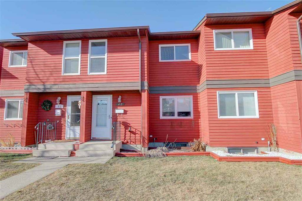 MLS® listing #E4140197 for sale located at 42 4707 126 Avenue