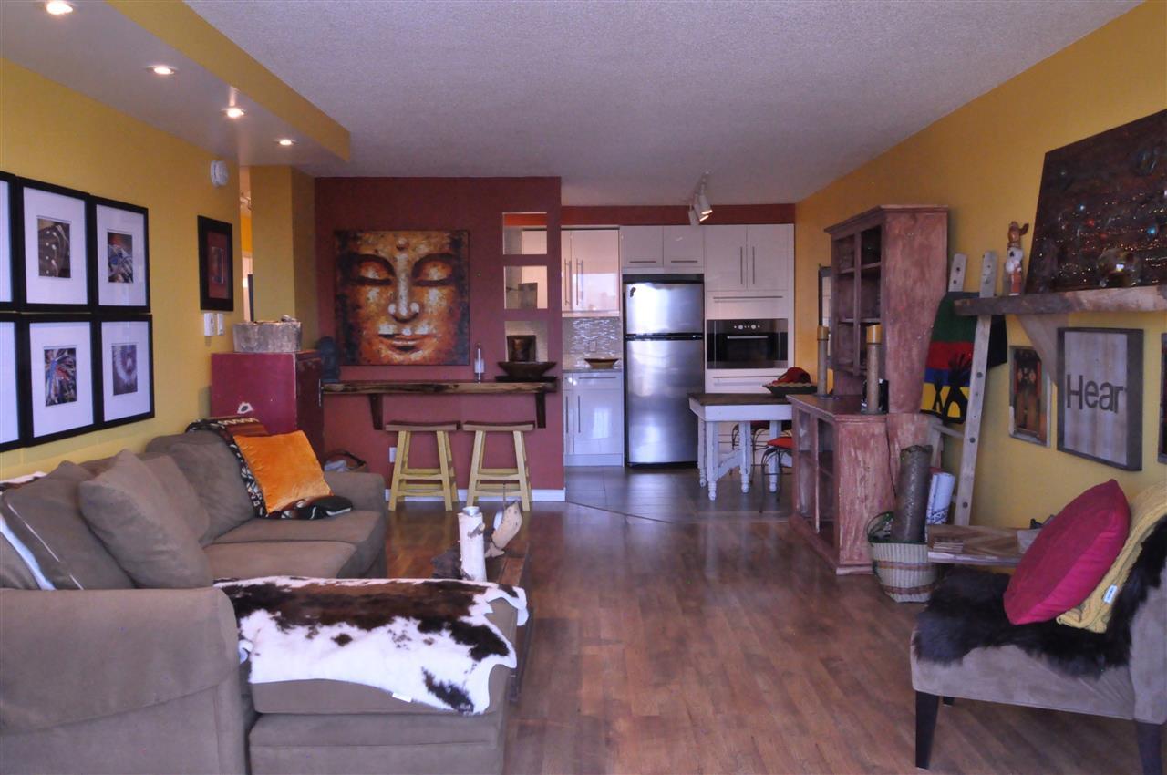 604 9028 JASPER Avenue, 1 bed, 1 bath, at $139,900