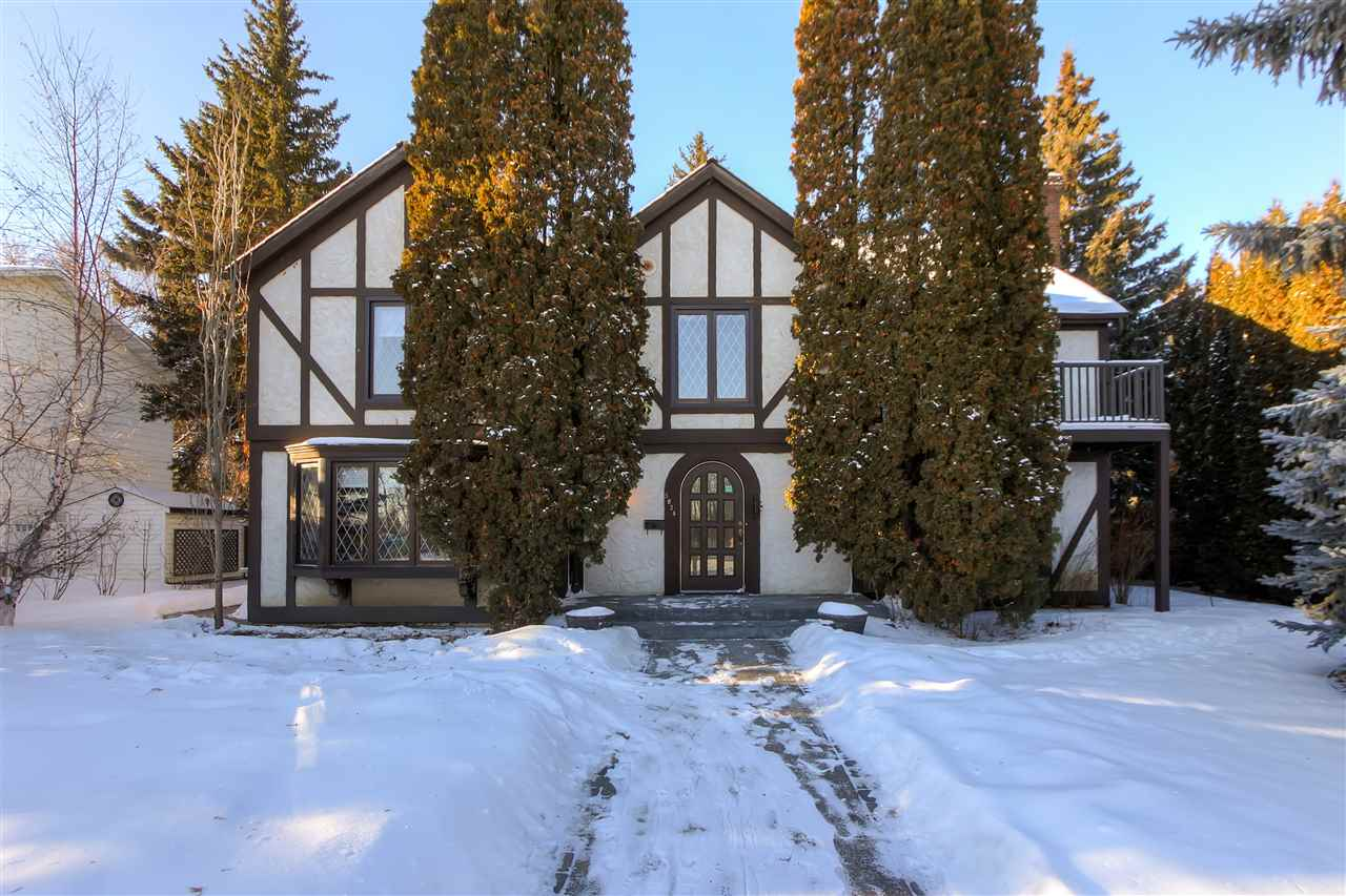 MLS® listing #E4140230 for sale located at 5824 141 Street NW